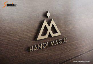 Thiết kế logo Hanoi Magic