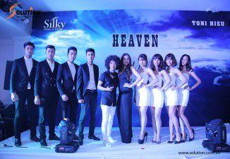 Lễ hội tóc lớn nhất 2015 Heaven Flying