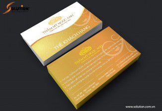 Thiết kế bộ nhận diện thương hiệu Thẩm mỹ viện Ngọc Anh
