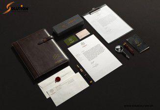 Thiết kế bộ nhận diện thương hiệu Khách sạn Hadana