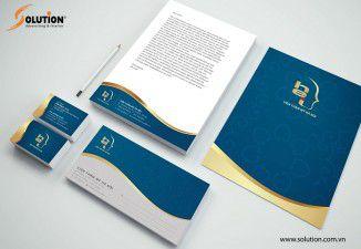Thiết kế bộ nhận diện thương hiệu Thẩm mỹ viện Hà Nội