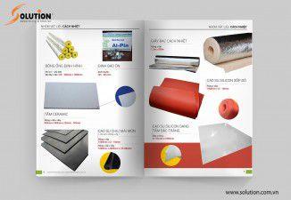 Thiết kế catalogue Công ty Khang Việt Hải