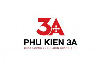 Thiết kế logo Phụ kiện 3A