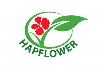Thiết kế logo HapFlower