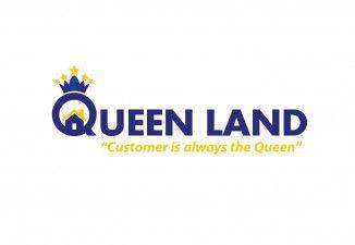 Thiết kế logo Sàn giao dịch BĐS Queen Land