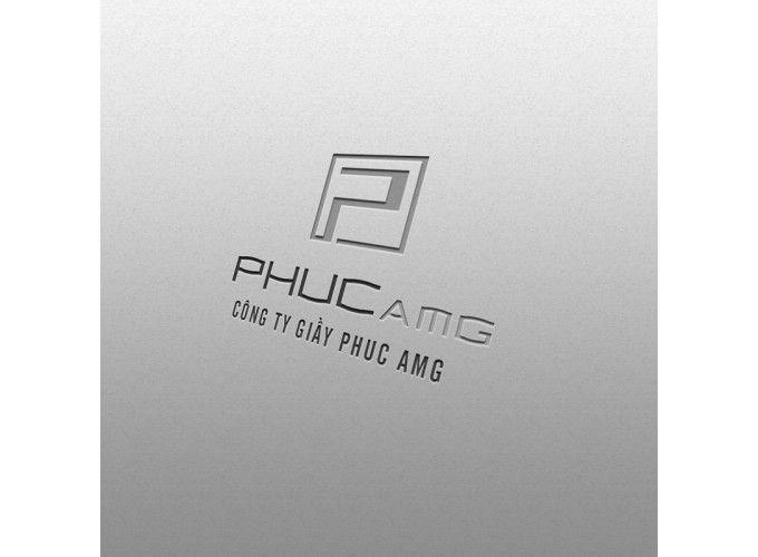 Thiết kế logo thương hiệu Giầy Phúc AMG