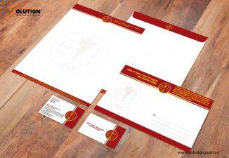 Thiết kế bộ nhận diện thương hiệu Liễu Nguyên Đường