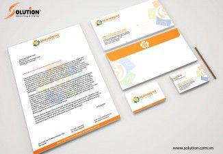 Thiết kế bộ nhận diện thương hiệu Công ty Mua Hộ