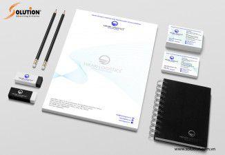 Thiết kế bộ nhận diện thương hiệu Công ty Hikari