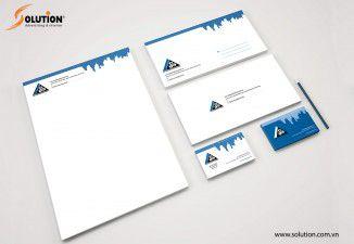 Thiết kế bộ nhận diện thương hiệu Á Châu