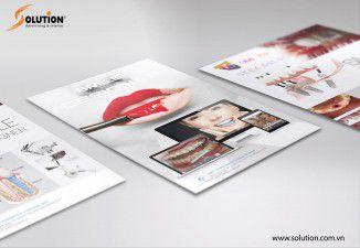 Thiết kế poster quảng cáo Nha khoa Việt Vương