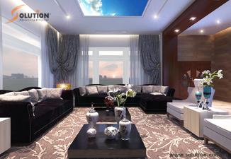 Thiết kế nội thất biệt thự Nam An Khánh