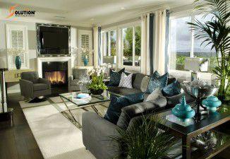 Thiết kế thi công nội thất biệt thự đẹp, chuyên nghiệp hàng đầu cả nước
