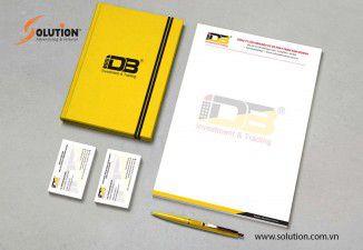 Thiết kế Logo Công ty CP Đầu tư và Phát triển Kinh doanh (IDB)