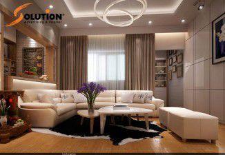 Thiết kế thi công nội thất nhà chị Hà ở Hàng Than