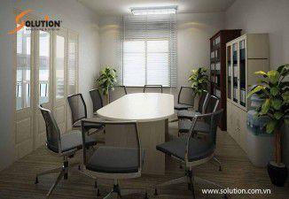 Thiết kế nội thất văn phòng Kim Mã