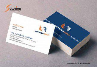 Thiết kế bộ nhận diện thương hiệu công ty Việt Hàn Group