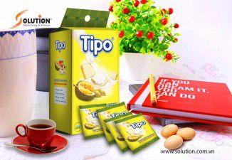 Thiết kế bao bì sản phẩm bánh kẹo TiPo