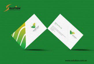 Thiết kế bộ nhận diện thương hiệu công ty Hà Việt Golf