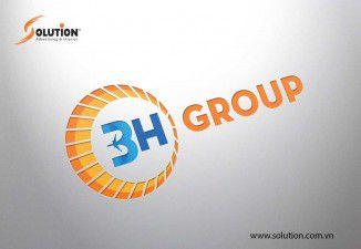 Thiết kế logo công ty cổ phần 3H Toàn Cầu
