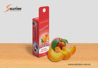 Thiết kế bao bì sản phẩm xịt thơm miệng thảo dược Greelux