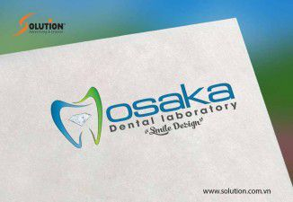 Thiết kế logo công ty TNHH thiết bị y tế nha khoa Osaka
