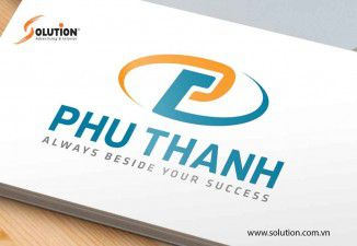 Thiết kế logo công ty tnhh đầu tư thương mại xây dựng Phú Thành