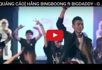 Sản xuất TVC quảng cáo On The Game Hằng BingBoong ft BigDadDy