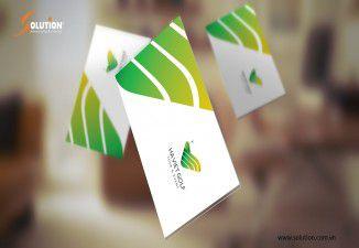 Thiết kế logo cho Hà Việt Golf