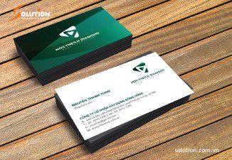 Thiết kế bộ nhận diện thương hiệu NORTHERN DIAMOND– Công ty CP xây dựng Sông Hồng