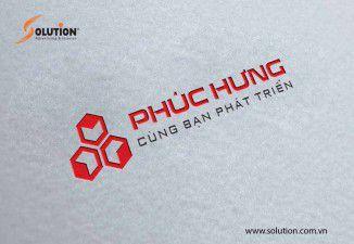 Thiết kế logo công ty Phúc Hưng