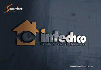 Thiết kế bộ nhận diện thương hiệu Intechco Vietnam