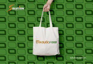 Thiết kế bộ nhận diện thương hiệu Đại Quốc Food