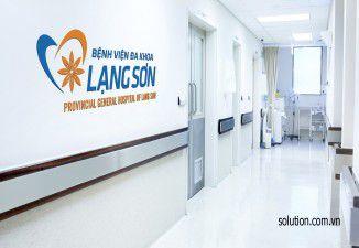 Thiết kế bộ nhận diện thương hiệu Bệnh viện Lạng Sơn