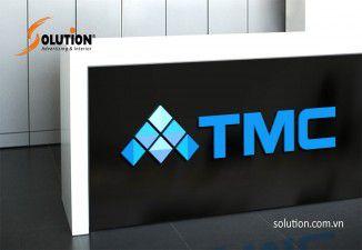 Thiết kế bộ nhận diện thương hiệu công ty TMC