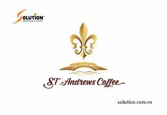 Thiết kế bộ nhận diện thương hiệu ST Andrews Coffee