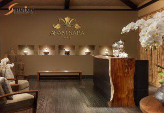 Thiết kế bộ nhận diện thương hiệu ADAM SAPA