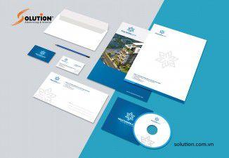 Thiết kế bộ Sales Kit công ty bất động sản Nhật Minh Land