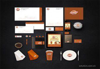 Thiết kế bộ Sales kit chuỗi cửa hàng ăn tự phục vụ Daily Meal