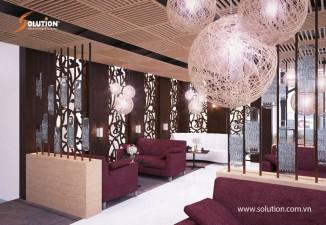 Thiết kế nội thất khách sạn đẹp tại Bắc Ninh