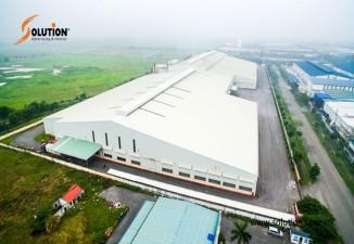 Chụp ảnh quảng cáo flycam cho công ty TNHH JP Corelex