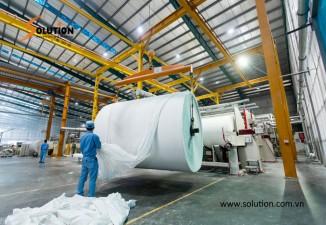 Chụp ảnh quảng cáo nhà máy Corelex (Việt Nam)
