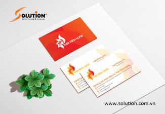 Thiết kế Bộ tài liệu bán hàng Thái Minh Hưng