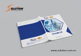 Thiết kế Profile công ty Đại Việt