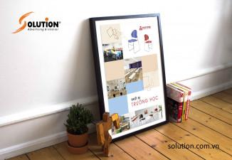 Thiết kế Poster công ty Phúc Hưng