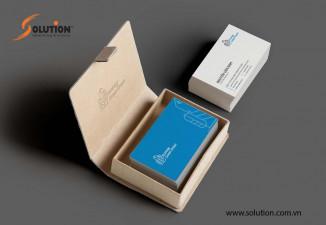 Thiết kế bộ Sales kit công ty Đô Thị Xanh