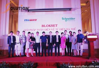 Hội thảo BLOKSET - Giải pháp toàn diện về tủ điện hạ thế