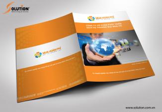 Thiết kế bộ tài liệu bán hàng công ty Mua Hộ