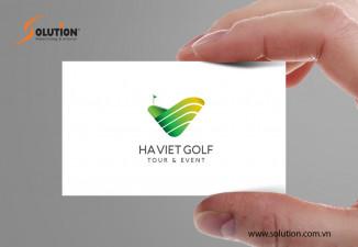 Thiết kế Bộ tài liệu bán hàng Công ty Hà Việt