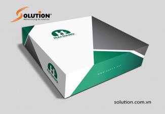 Thiết kế bao bì sản phẩm công ty Hải Đăng